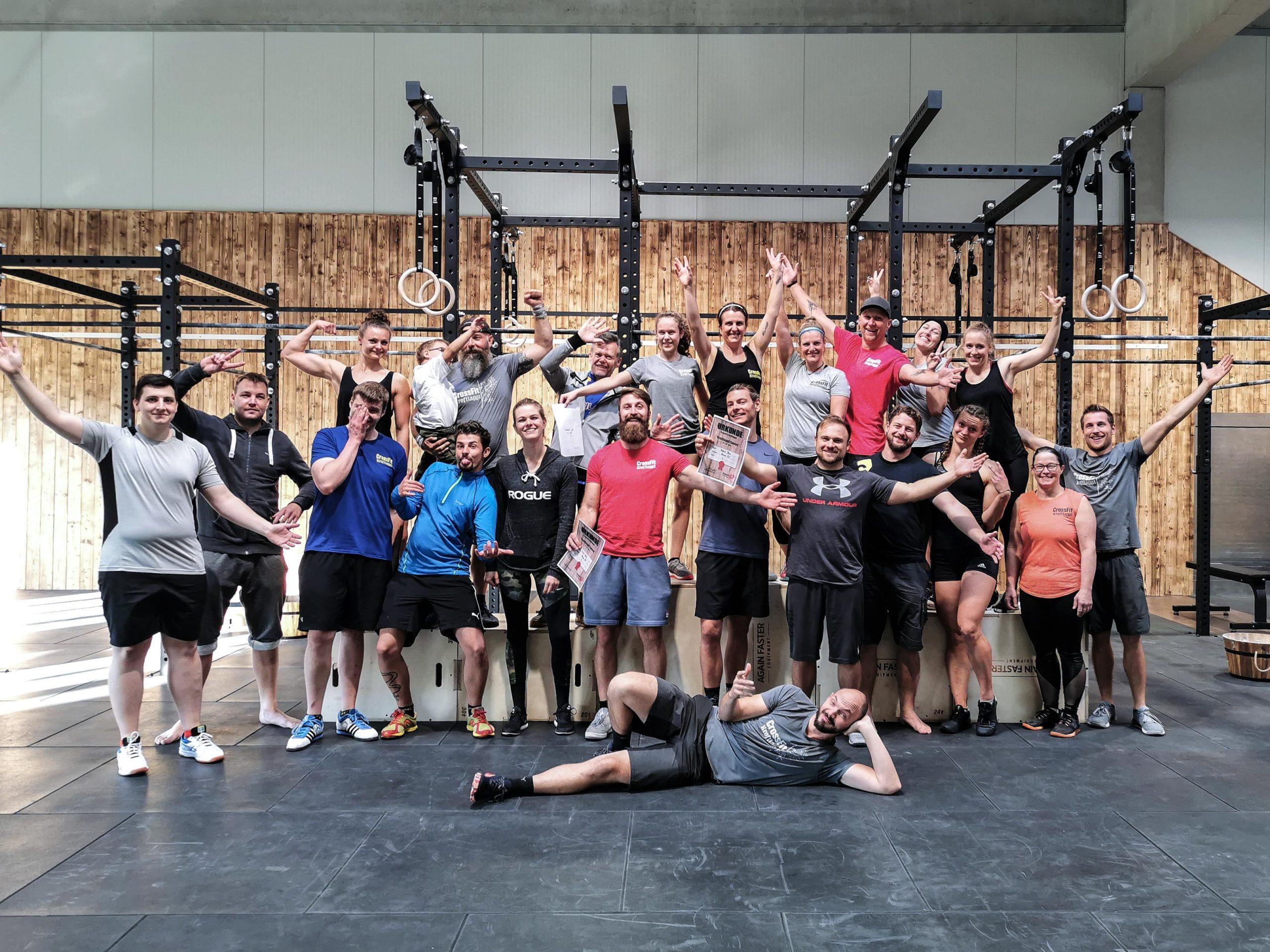 Was ist CrossFit für uns: